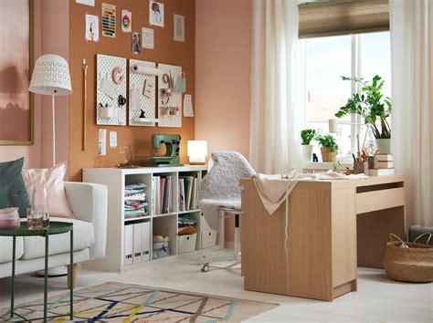 Catálogo Ikea de decoración de oficinas para el hogar ...