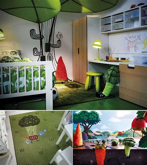 Catalogo Ikea niños 2012