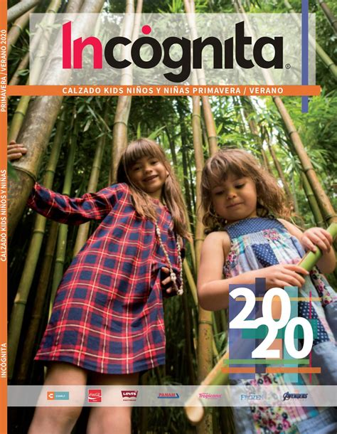 CATÁLOGO KIDS PRIMAVERA VERANO 2020 by Incognita Mexico ...