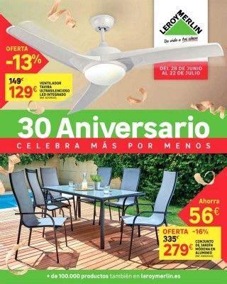 Catálogo Leroy Merlin 30 aniversario | Ofertas y ...