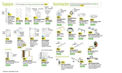Catalogo Leroy Merlin mayo 2014 espejos iluminacion