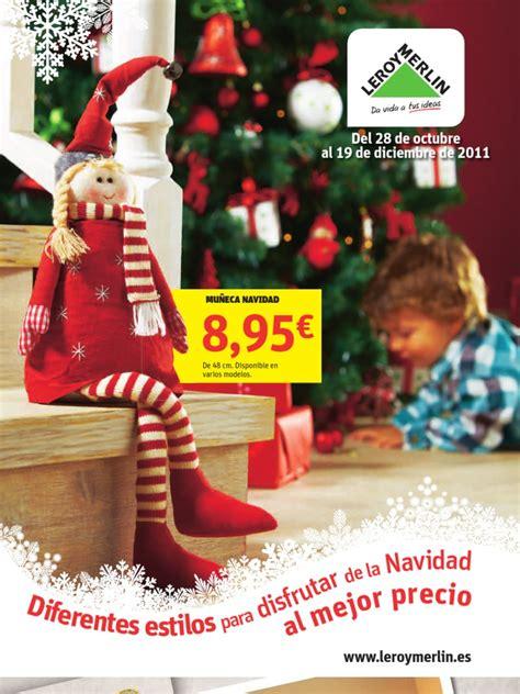 Catalogo Leroy Merlin Navidad 2011