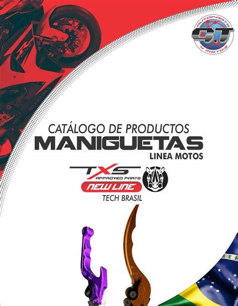 Catalogo motos by G Trade Autoparts S.A.S   Issuu