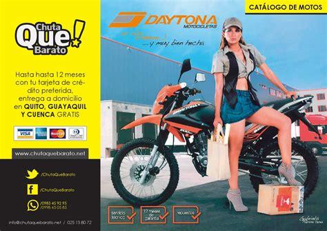 Catalogo motos chutaquebarato by Robert Christian ...