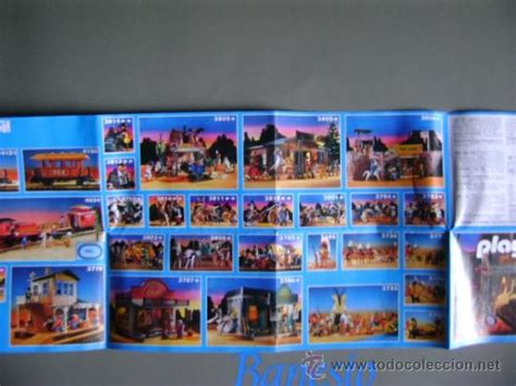 catálogo playmobil españa 1994 oeste   Comprar Playmobil ...