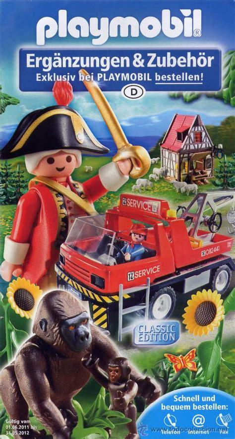 catalogo playmobil   venta directa   alemán   Comprar ...