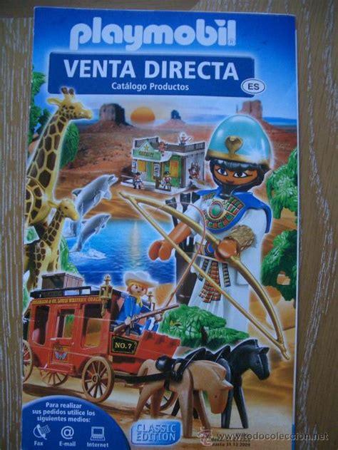 Catalogo playmobil   venta directa  españa . añ   Vendido ...