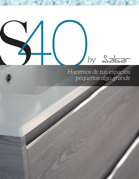 Catalogo salgar serie40 low es by REVIMAEN8   Issuu