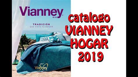catalogo Vianney HOGAR 2019   VENTA DIRECTA   YouTube