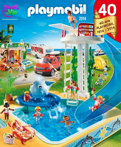 Catalogue Playmobil France 2014 | Catalogue de jouets