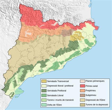 Catalonia   Maps