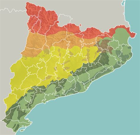 Catalonia & The Catalan Language: 10 Facts & Maps ...