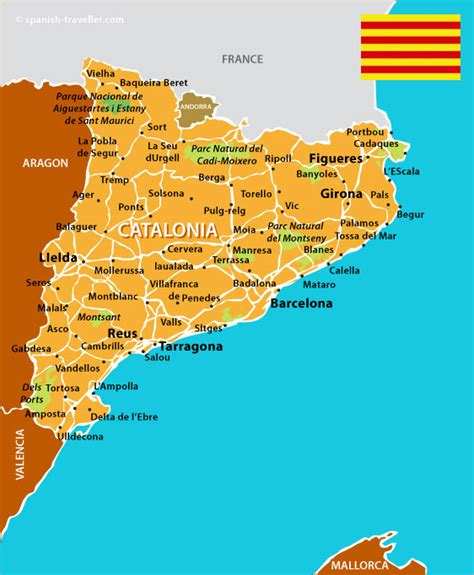 Catalonia   Travel Guide to Catalonia in Spain