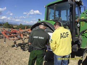 Cataluña. Agricultura y las ADF intensifican las tareas de ...