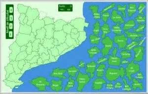 Catalunya   Mapes interactius d  Enrique Alonso