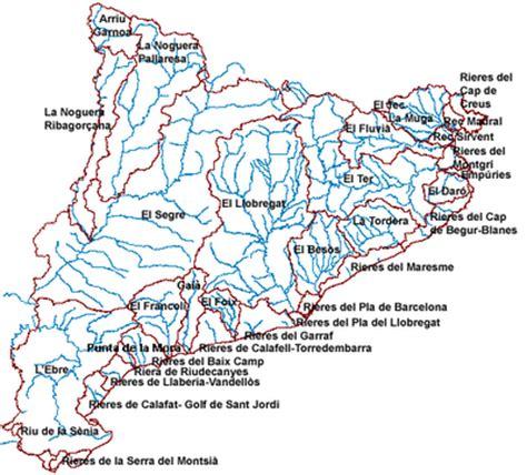 Catalunya, un llarg camí: La xarxa hidrogràfica catalana