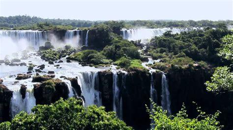 Cataratas del Iguazú, una de las 7 maravillas naturales ...
