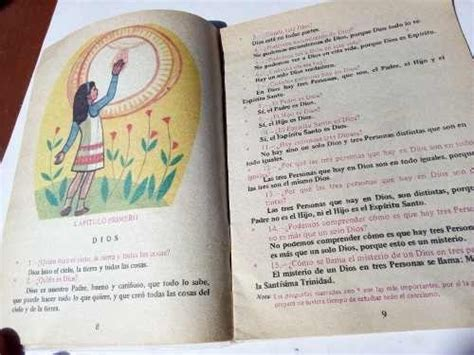 Catecismos Antiguos 1988 Mi Primera Comunión Y Más   $ 200 ...