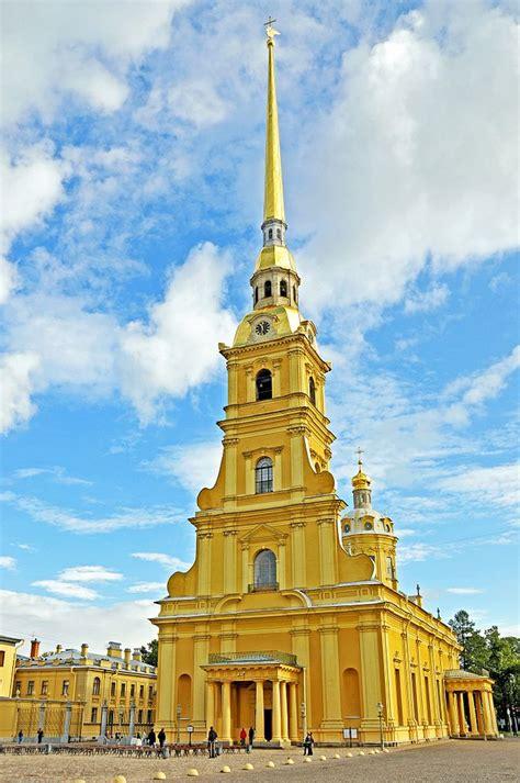 Catedral de San Pedro y San Pablo  San Petersburgo ...