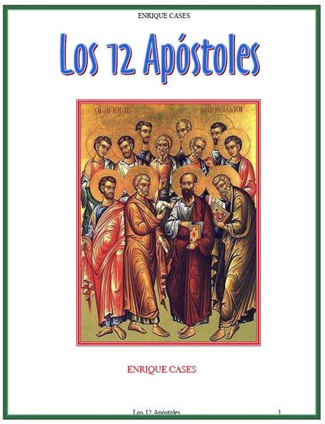 Católico = Universal: Enrique Cases   Los Doce Apóstoles