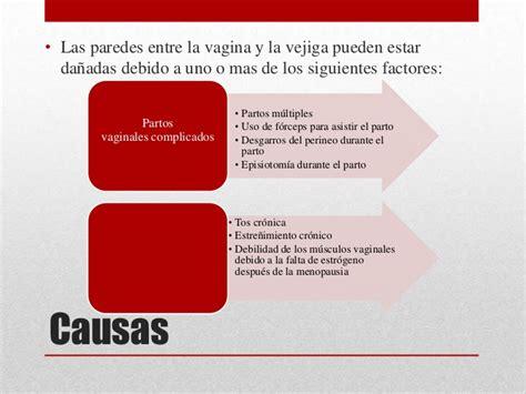 CAUSAS DE CISTOCELE PDF
