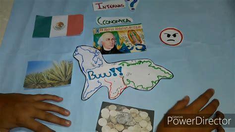 CAUSAS EXTERNAS E INTERNAS DE LA INDEPENDENCIA DE MEXICO ...