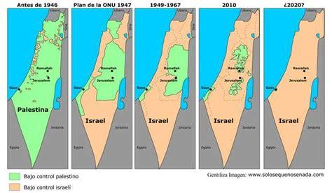 Causas y Etapas de la Creacion del Estado de Israel ...