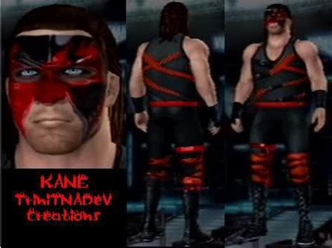 CAWs.ws Kane CAW for SD! vs RAW 2011