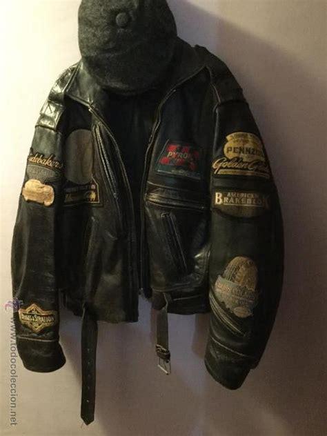 Cazadora cuero moto ocasion – Chaquetas de moda para la ...