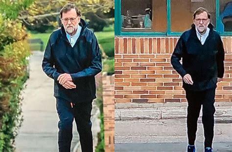 Cazan a Rajoy saltándose el confinamiento para hacer un ...