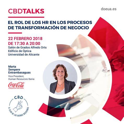 CBD Talks | Marta Sempere | Directora Corporativa RH ...