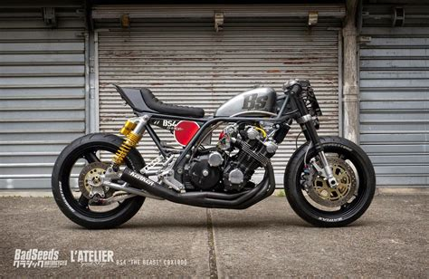 CBX BS4  THE BEAST    RocketGarage   Cafe Racer Magazine