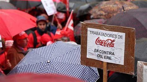 CC.OO. exige a Coca Cola la readmisión de los trabajadores ...