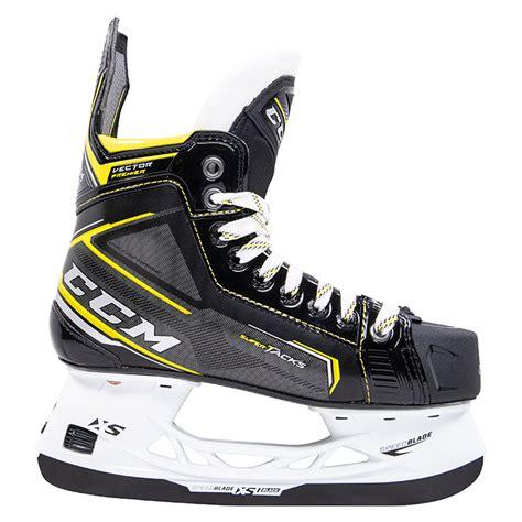 CCM Super Tacks Vector Premier Junior Hockey Skates  2020 ...