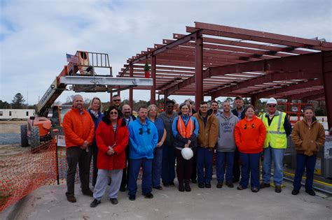 CD & Associates  Tops Out  New Building for Merck Animal ...