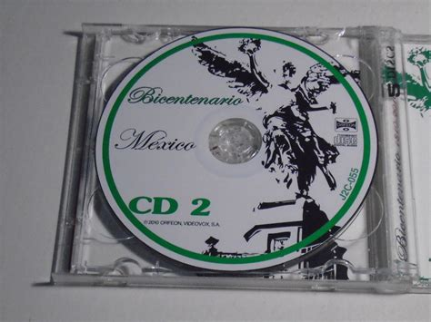 Cd Bicentenario De La Musica Ranchera Album Doble   $ 150 ...