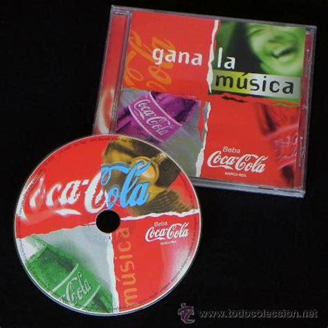 cd de coca cola gana la música   coke cocacola   Comprar ...