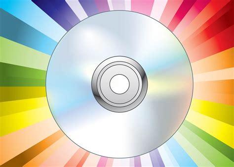 Cd Dvd Disc Vector Vector Art & Graphics | freevector.com