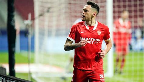 CD Leganés 0 1 SevillaFC: Ocampos resuelve la papeleta del ...
