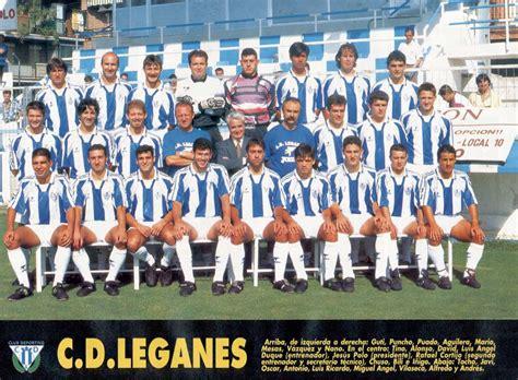 : CD LEGANÉS 1994/95