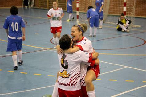 CD Leganés FS femenino es líder tras ganar 5 4 a ...