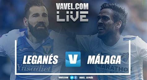 CD Leganés   Málaga CF, en vivo y en directo online en ...