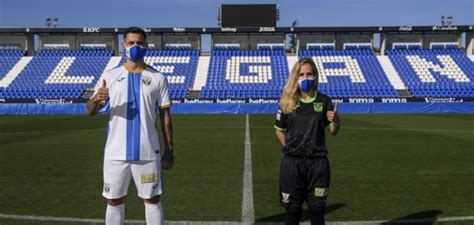 CD Leganés y CD Leganés Fútbol Sala acuerdan usar el mismo ...