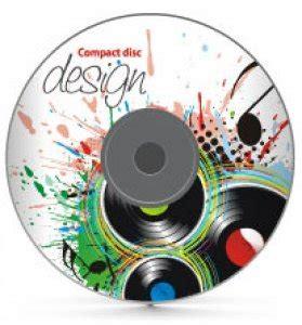 CD music cover vectors