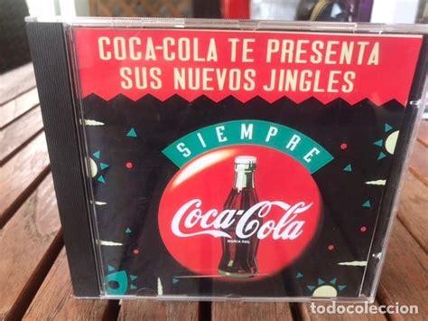 cd nuevos jingles coca cola. música de su publi   Comprar ...
