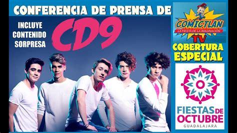 CD9 Entrevista y Presentación en Fiestas de Octubre ...