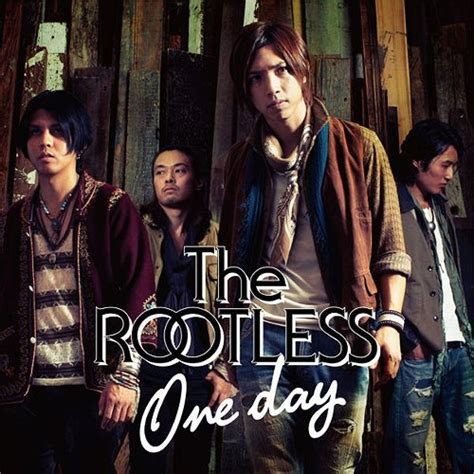 CDJapan : One day [Jacket B  THE ROOTLESS ver. ] The ...
