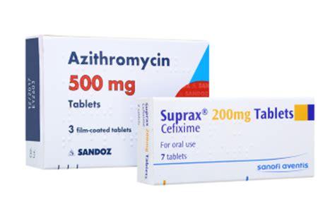 Cefixime for Gonorrhea | Superdrug