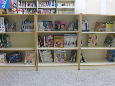 CEIP SAN AGUSTÍN VILLAHERMOSA  C.R  : Nuestra biblioteca ...