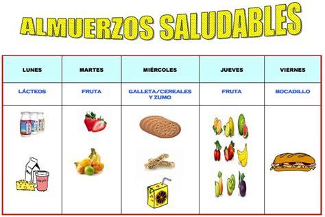 CEIP VARIA  Logroño   La Rioja    Almuerzos saludables
